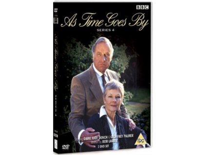 As Time Goes By Series 4 (DVD)