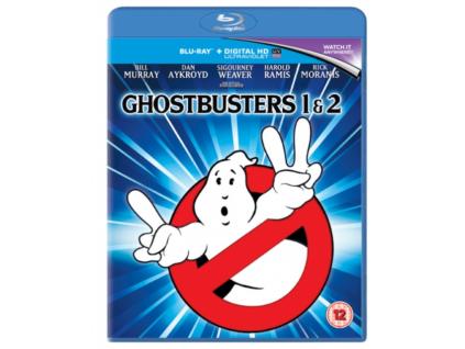 Ghostbusters 1 & 2 Box Set (Blu-ray)