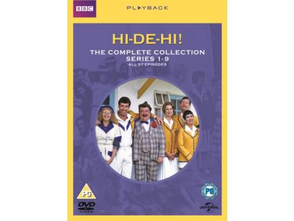 Hidehi Complete Box Set (DVD Box Set)