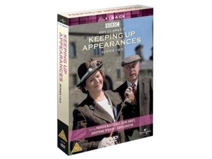 Keeping Up Appearances  Series 1  2 (DVD)