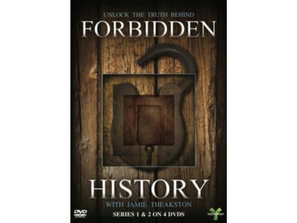 Forbidden History Jamie Theakston (DVD)