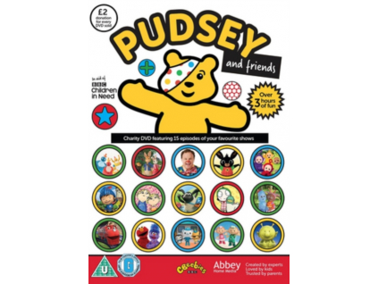 Bbc Children In Need - Pudsey And Friends (DVD)