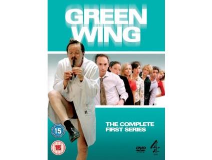 Green Wing Series 1 (DVD)