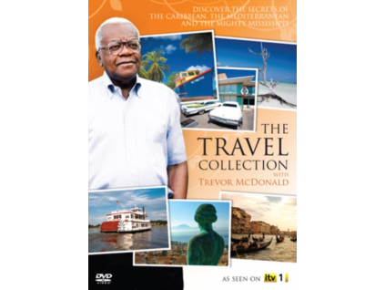 Travel Collection With Trevor Mcdonald (DVD)