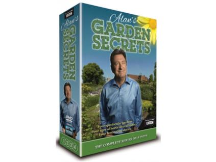 Alans Garden Secrets (DVD)