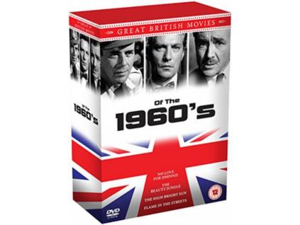 1960S Great Brtish Movies Box Set (DVD)