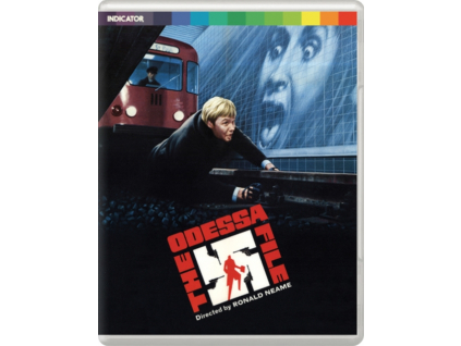 Odessa File. The (Limited Edition) (Blu-ray)