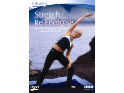 Stretch And Re-Energise (DVD)