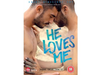 He Loves Me: Uncut Directors Cut (DVD)
