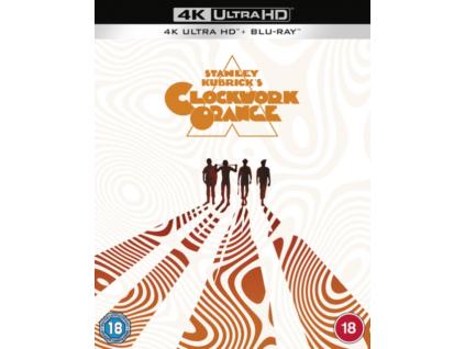 A Clockwork Orange (1971) (Blu-ray 4K)