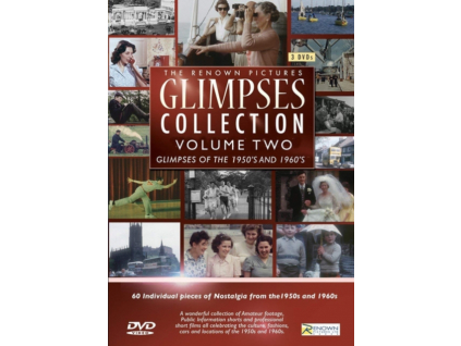 Glimpses Collection Volume 2 DVD