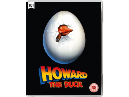 Howard The Duck Limited Edition Blu-Ray + DVD