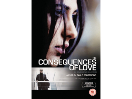 The Consequences Of Love DVD