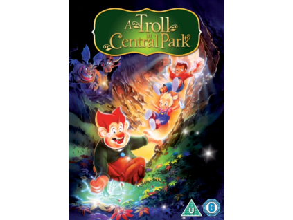A Troll In Central Park DVD