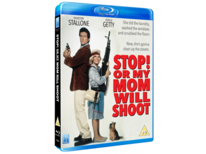 Stop Or My Mom Will Shoot Blu-Ray