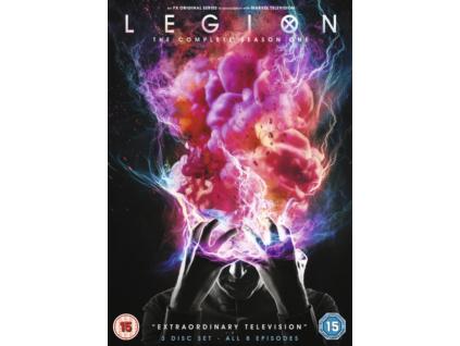 Legion Season 1 DVD