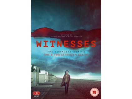 Witnesses Seasons 1 to 2 DVD