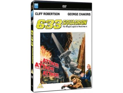 633 Squadron DVD