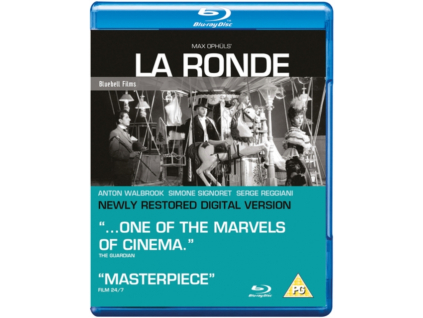 La Ronde Blu-Ray