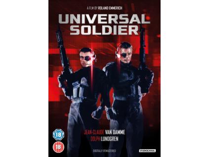 Universal Soldier DVD