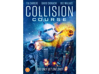 Collision Course DVD