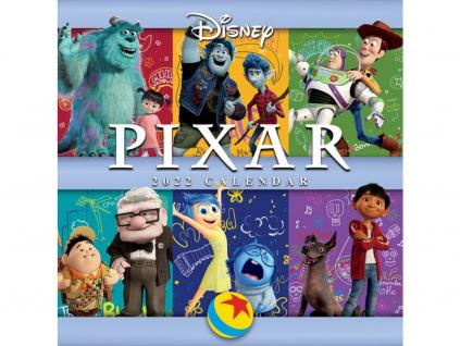 pixar 2022 calendar