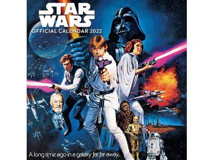 star wars official calendar 2022