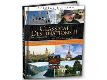 AUSTRALIAN CO - Classical Destinations 2 (Blu-ray)