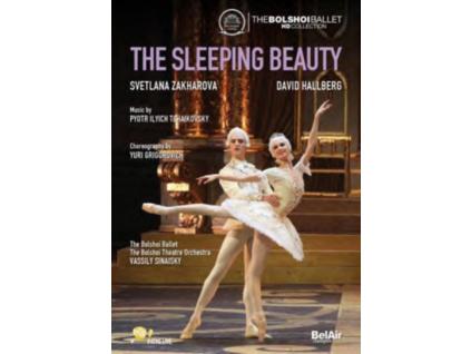 BOLSHOI THEATRE ORSINAISKY - Tchaikovskythe Sleeping Beauty (DVD)