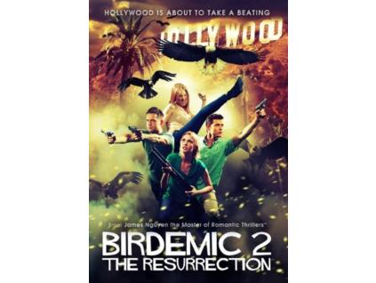 Birdemic 2: The Resurrection (DVD)