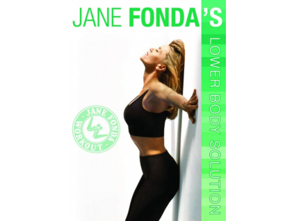 JANE FONDA - Jane Fondas Lower Body Solution (DVD)