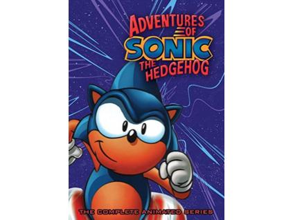 Adventures Of Sonic The Hedgehog (DVD)