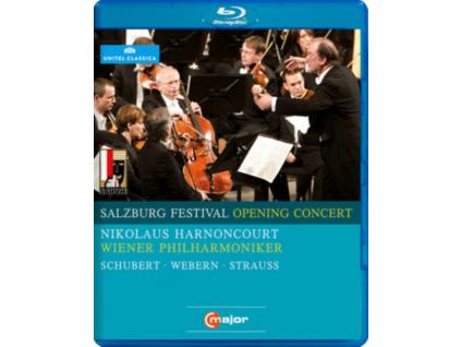 VPHARNONCOURT - Salzburg Festival Opening Concert (Blu-ray)