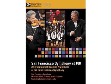 SAN FRANCISCO SO - San Francisco Symphony At 100 (DVD)