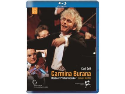 BROWNLEE RATTLE - Beethovencarmina Burana (Blu-ray)