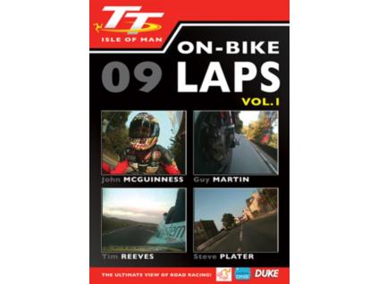Tt 2009 Onbike Laps Vol 1 (DVD)
