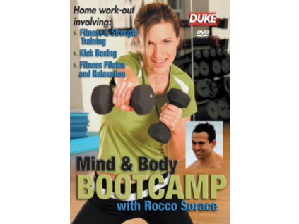 Rocco Sorace  Mind And Body Bootcamp (DVD)