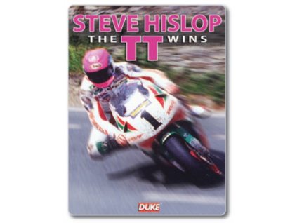 Steve Hislop The Tt Wins (DVD)