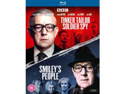 Tinker. Tailor. Soldier. Spy & Smileys People (Blu-ray)