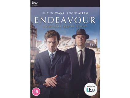 Endeavour: Series 8 (DVD)