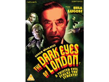 Dark Eyes Of London. The (DVD)