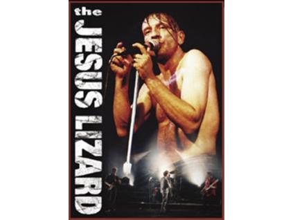 JESUS LIZARD - Live (DVD)