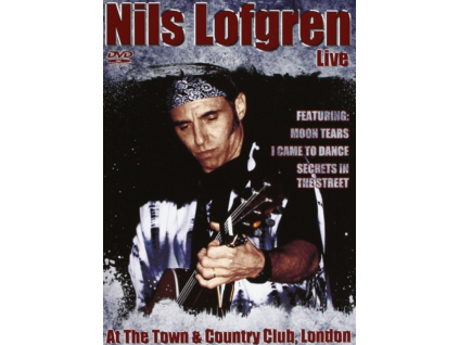 NILS LOFGREN - Live From London (DVD)