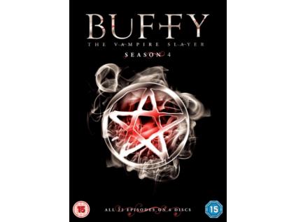 Buffy The Vampire Slayer Season 4 DVD