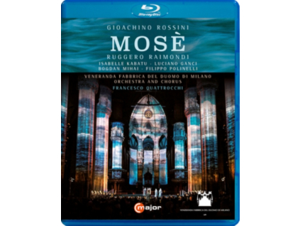 VARIOUS ARTISTS - Rossinimose (Blu-ray)
