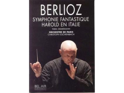 OR DE PARISESCHENBACH - Berliozsymphonie Fantastique (DVD)