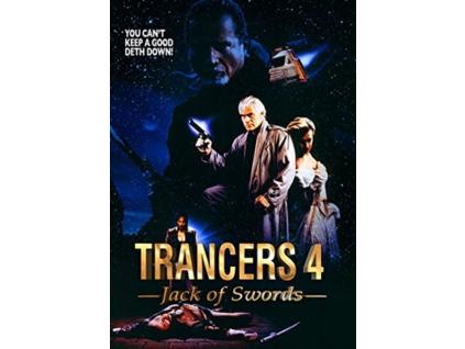 Trancers 4: Jack Of Swords (DVD)