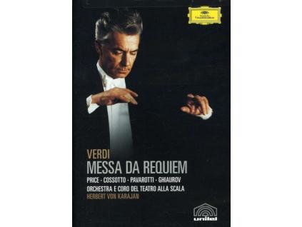 VARIOUS ARTISTS - Verdi: Messa Da Requiem (DVD)