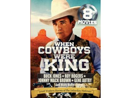When Cowboys Were King (DVD)