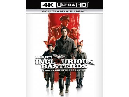 Inglorious Basterds (Blu-ray 4K)